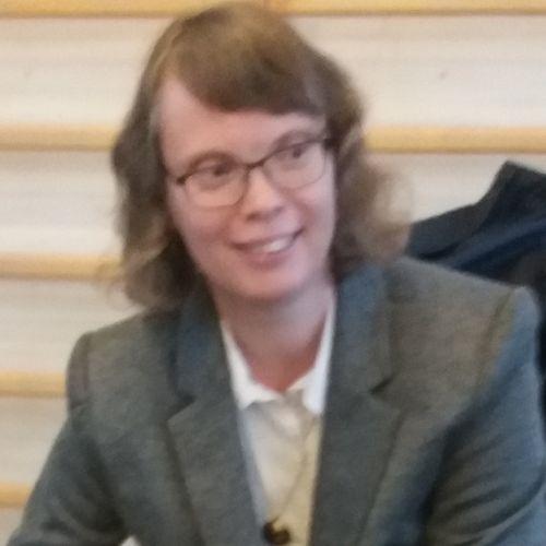 Profiilikuva: Leena Mäki-Haapoja