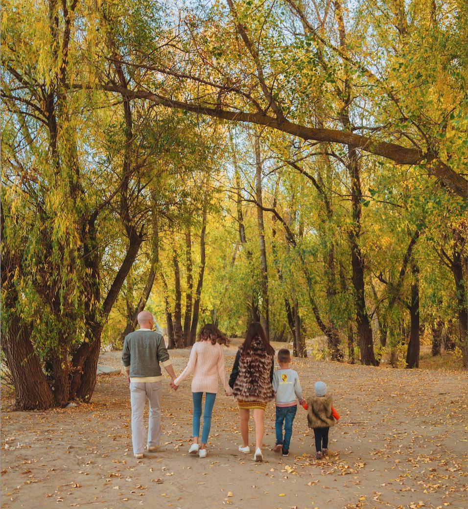 Kuva: Perheterapiassa ratkotaan hyvässä hengessä perheen pulmatilanteita, kun yhteinen arki tökkii