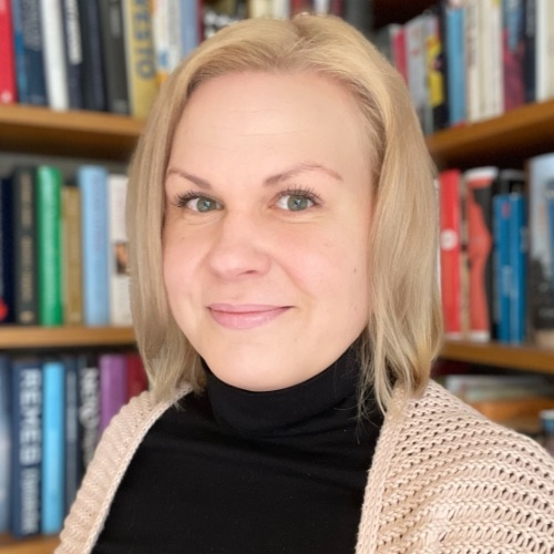 Profiilikuva: Sanna Järvikangas-Korte