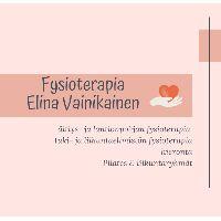 Logo: Elina Vainikainen