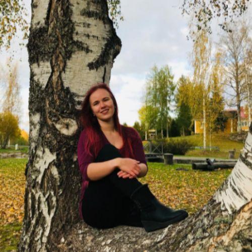 Profiilikuva: Jenny Ruotsalainen