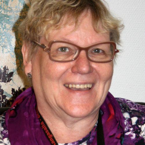 Profiilikuva: Leena Eklund-Stölting
