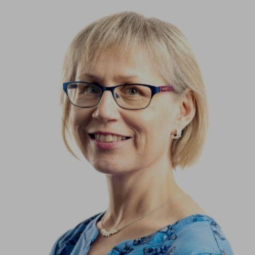 Profiilikuva: Elina Mäenpää