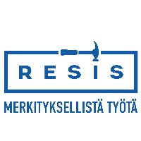 Logo: Resis  Oy