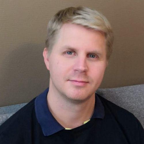 Profiilikuva: Veli-Matti Anttila