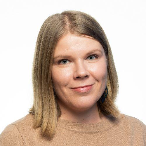 Profiilikuva: Taija Niinivaara